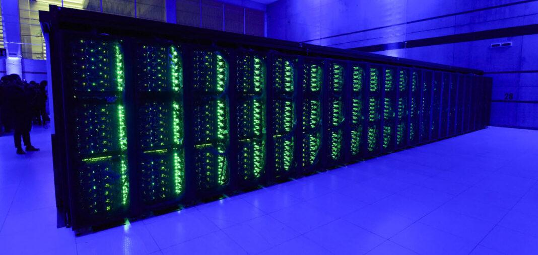 Eni Hpc4 Supercomputer
