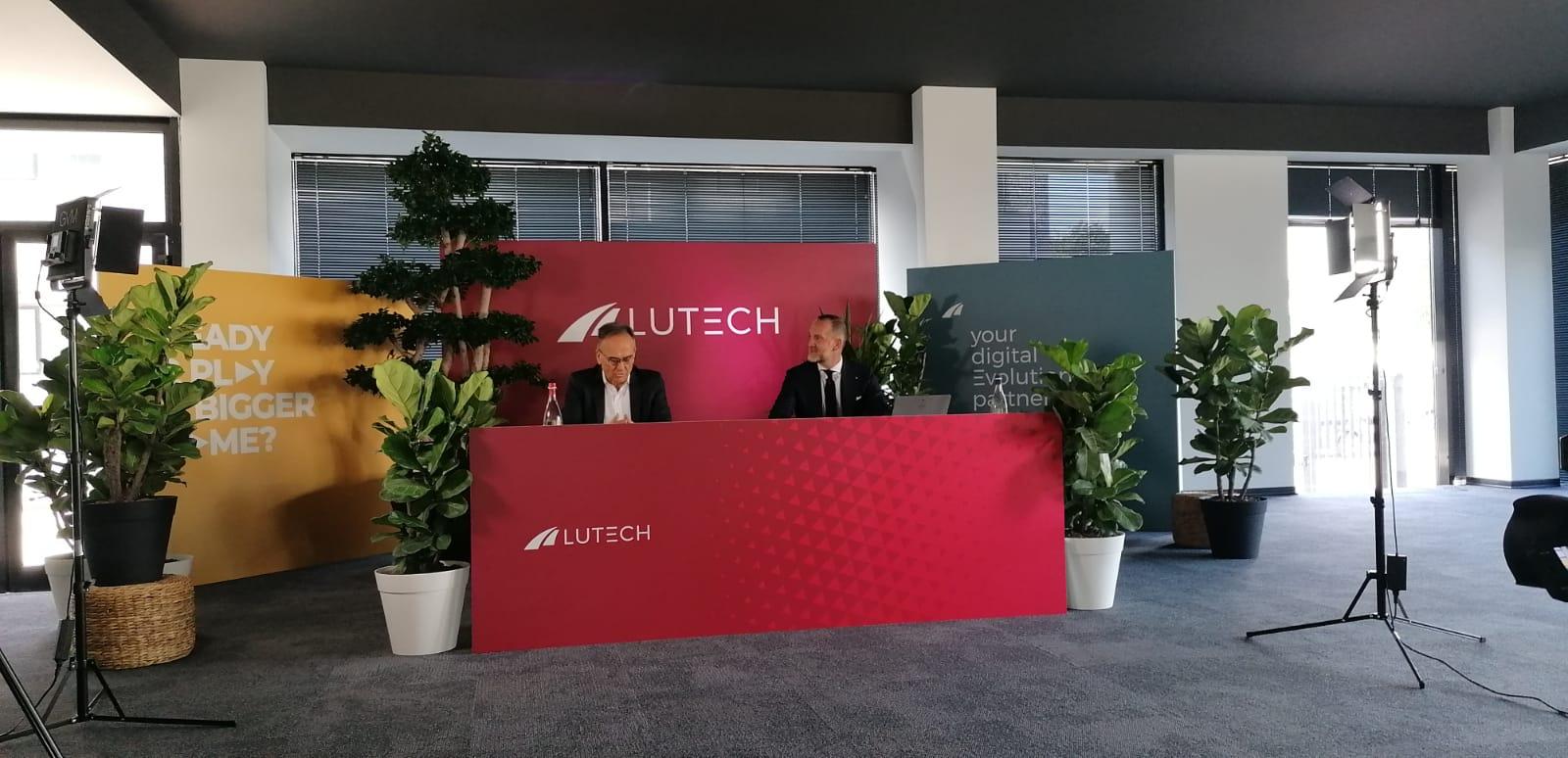 Nuova sede Lutech