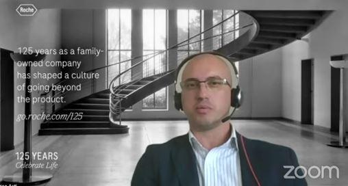 Marco Asti, Digital Business Solution Team Lead di Roche Diagnostics Italy