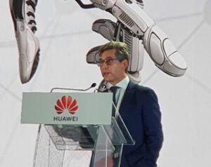 Domenico Miceli, sales director di Huawei Enterprise Italia