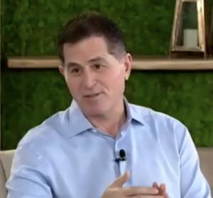 Michael Dell, chairman e Ceo di Dell Technologies