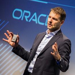 Fabio Spoletini, senior vice president South Europe, Oracle