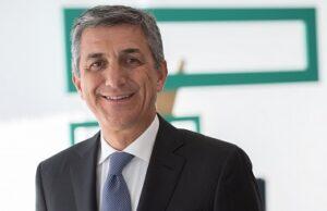 Stefano Venturi, presidente e amministratore delegato di Hewlett Packard Enterprise Italia