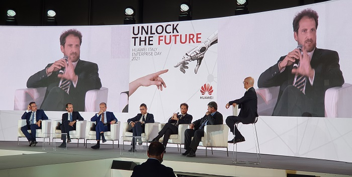 Tavola Rotonda Huawei Enterprise Day Italia 2021