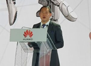 Wilson Wang Ceo Huawei Enterprise Italia