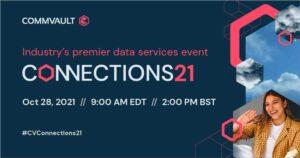 Commvault Connections21 @ Online