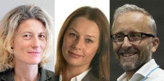 Marisa Parmigiani, Head of Sustainability & Stakeholder Management di Unipol Group - Eleonora Giada Pessina, Group Sustainability Officer di Pirelli - Marco Moretti, Group Cio di A2A
